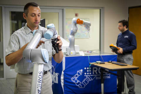 Collaborative Robotics Laboratory