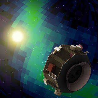 Interstellar Mapping and Acceleration Probe (IMAP) spacecraft