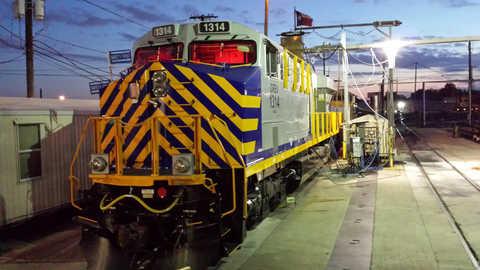 Image: Tier 3 locomotive