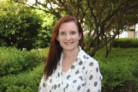 Headshot of Dr. Amy McCleney outdoors