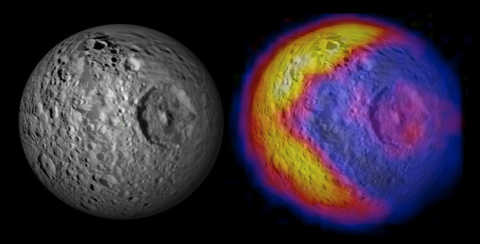 Mimas temperatures unannotated
