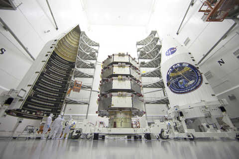 Southwest Research Institute leads the science investigation for MMS, a NASA mission
