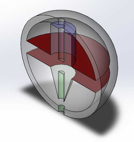 concept image of the Multistage Polymer Delivery System