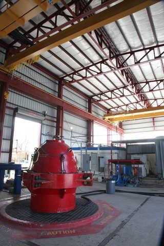 Pressure Simulation Facility