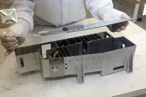 Southwest Research Institute's Ultraviolet Spectrograph (UVS)