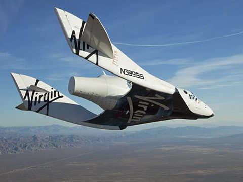 Virgin Galactic SpaceShip 2