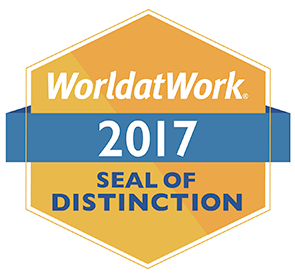 2017 Work-Life Seal of Distinction
