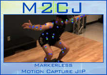 Go to Markerless Motion Capture Joint Industry Program Information Session event