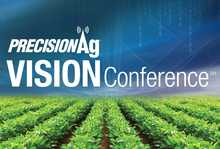 PrecisionAg Vision Conference event logo