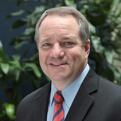 SwRI President Adam Hamilton