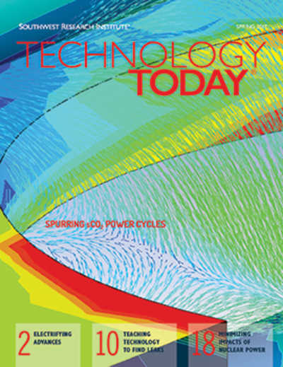 image of current Technology Today magazine cover