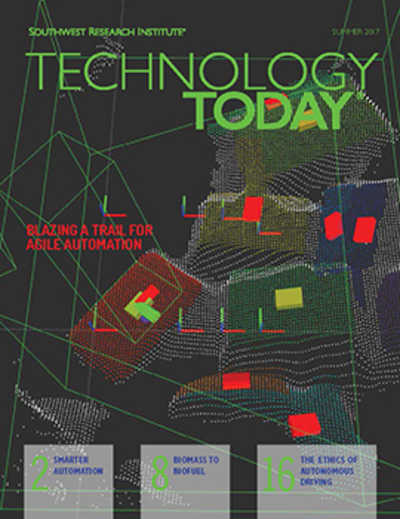 Go to Summer 2017 Technology Today magazine