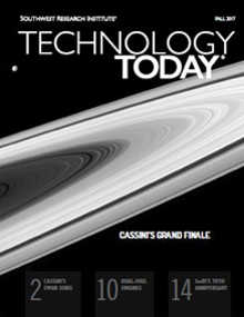 Cover Technology Today Fall 2017