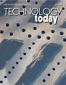 Technology Today Fall 2014 cover