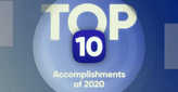 Go to Top 10 Accomplishments of 2020 video