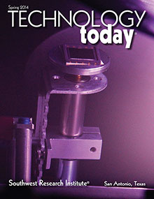 Go to Technology Today Spring 2014 magazine
