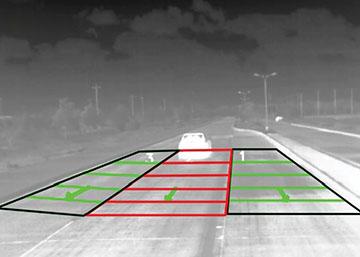 Wrong-way vehicle detection